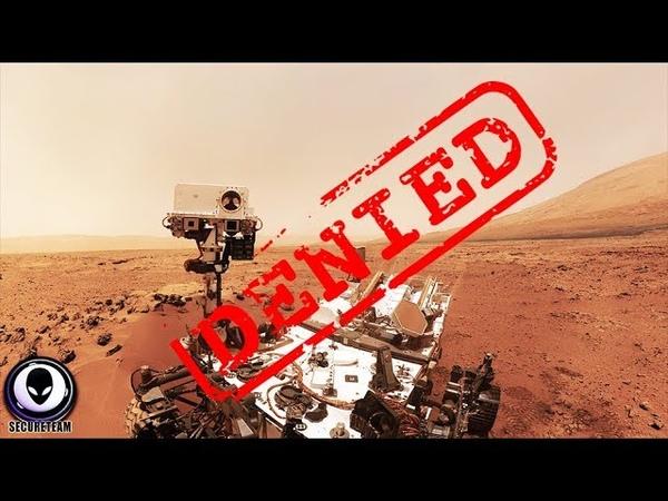 Mystery Glitch BLOCKS Mars Rover Data From Earth..