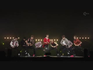 181021 NCT 127 - Chain + TOUCH @ SMTOWN in Osaka 2018