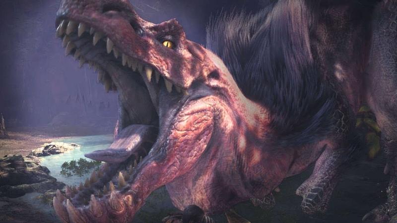 Стрим 30.08.18 - Monster Hunter World. 6.