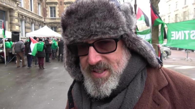 BDS la vidéo du procès d'Olivia Zémor A partager pour soutenir cette infatigable militante de la cause palestinienne