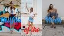 Outfits of the Week 5 ☀️🌺 by Joana Falcão