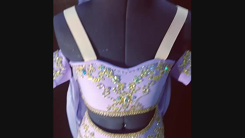 Арабский костюм