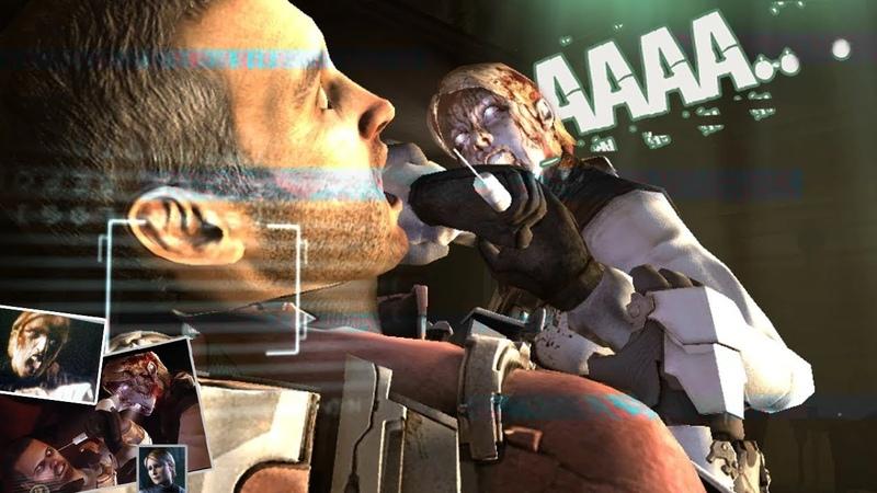 СУМАСШЕДШИЙ АЙЗЕК ➤ Dead Space 2 4