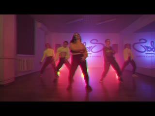 Nastya serdyuk   jazz-funk/high heels