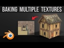 Baking Multiple Textures onto One Map No Plugins