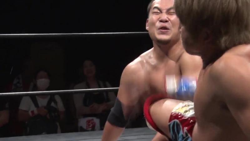Fuminori Abe vs. Ikuto Hidaka (BASARA - Vajra 76 ~ Utage)
