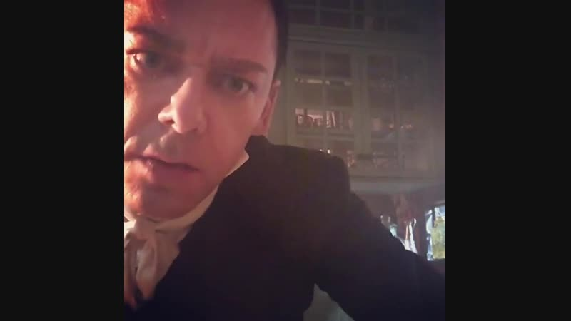 Richard coyle faustus blackwood inst2