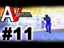 11 Прострел зиги с винтовой лестницы в тёмке de dust2