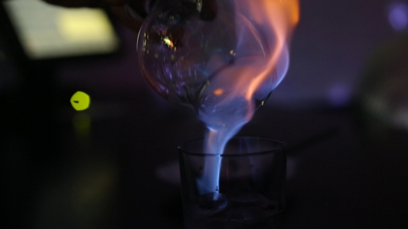 Магия от бармена Jamil