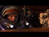StarCraft 2 Wings Of Liberty Туз в рукаве Cutscene
