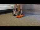 RC Car Crush Sexy Heels