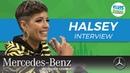 Halsey's Heartfelt Message to Her Fans | Elvis Duran Show