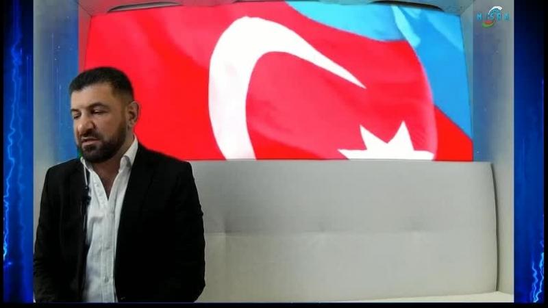 Прямой эфир журналиста Фуада Аббасова с председателем Организации Освобождения Карабаха Акиф Наги 13/08/2018