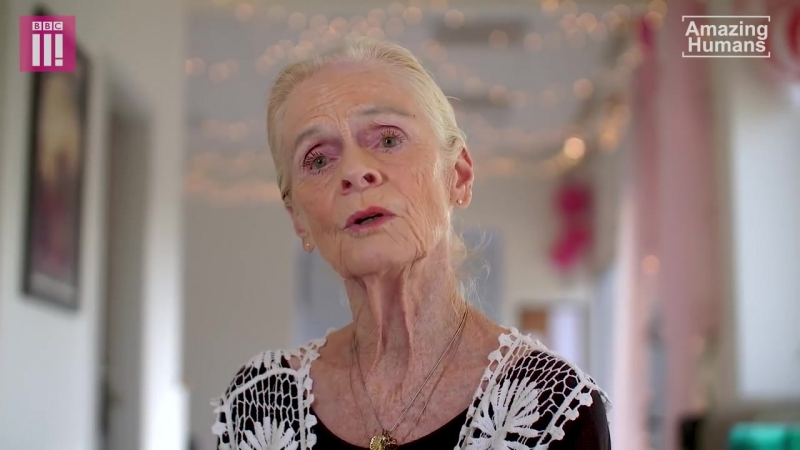 The 77 Year Old Ballet Dancer Sharing Seven Decades Of Experience - Amazing Humans