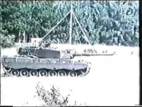 Bundeswehr Kraus Maffei Kampfpanzer Leopard 2 Entwicklung und Erprobung MBT