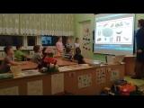 Современный урок в ДОУ, фрагмент занятия по развитию речи детей с ОНР. Разучиваем стихотворение