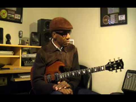 Free Funk Guitar Lesson James Brown Chank Strum