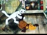 Як кошеня і песик мили підлогу / Как котик и пёсик мыли пол ♥ Мультики для детей мультсериалы
