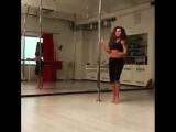 Карина Кузина, тренер Anix Dance по направлениям Pole  Exotic Dance и растяжка