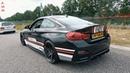 Insanely LOUD 620HP Mosselman BMW M4 F82 w/ Akrapovic Exhaust!
