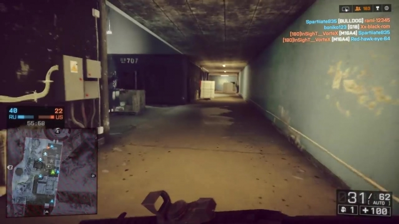 BF4 TDM LOCKER [ACW-R] PS4 PRO _ Battlefield 4.mp4