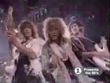 2001 VH1 Documentary on 80s Heavy Metal