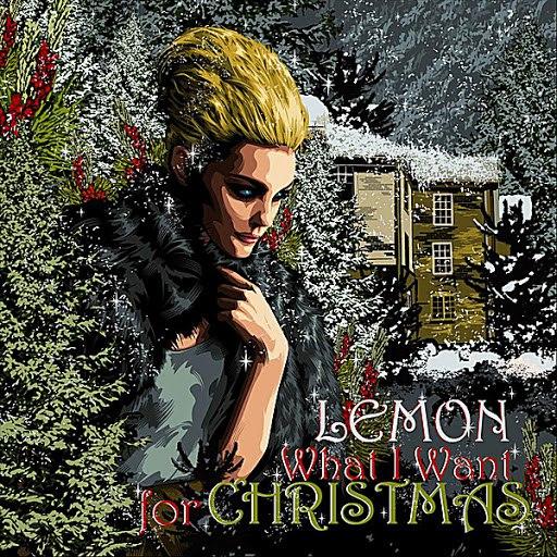 Lemon альбом What I Want for Christmas