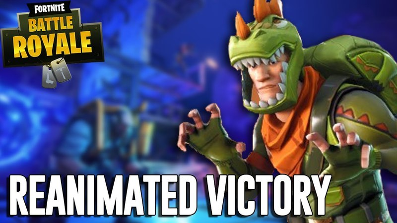 Reanimated Victory! - Fortnite Battle Royale Gameplay - Ninja