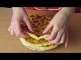 Хачапури с творогом и сыром . О-о-очень вкусно! Рецепты Алины