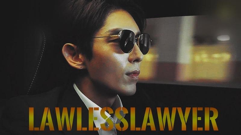 Lee Joongi 이준기❤Lawless Lawyer❤무법변호사❤Cool Action ❤Bong Sang-pil