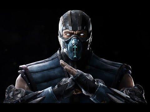 Mortal Kombat X Пристегиваюсь к креслу чтоб от взорванного пукана улететь в космос! MK X