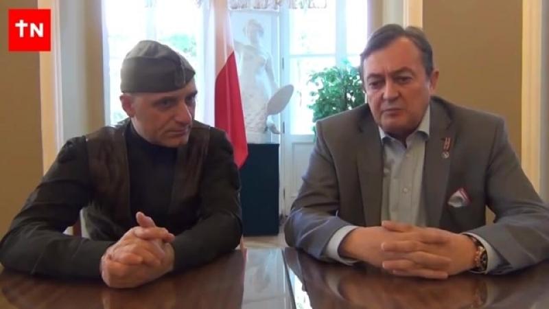 Jabłonowski i Potocki Co z tą Polską film archiwalny wrzesień 2017