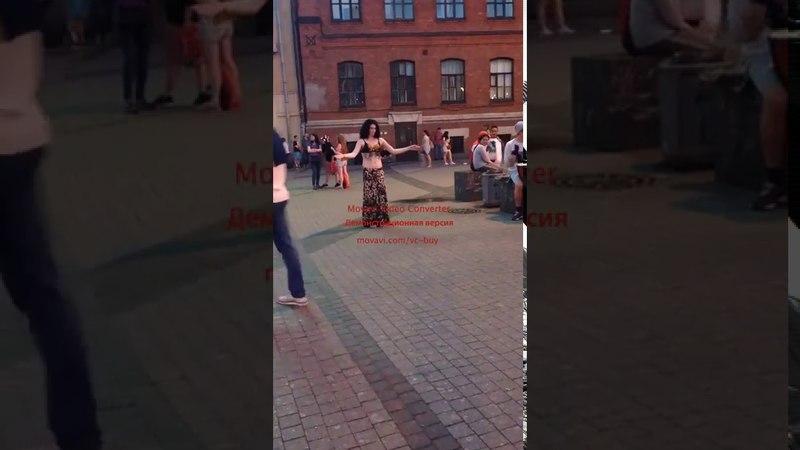София Масимова Street Expromt of Tabla