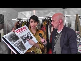 Antonina Sedakova - Interview/Full Fashion Show