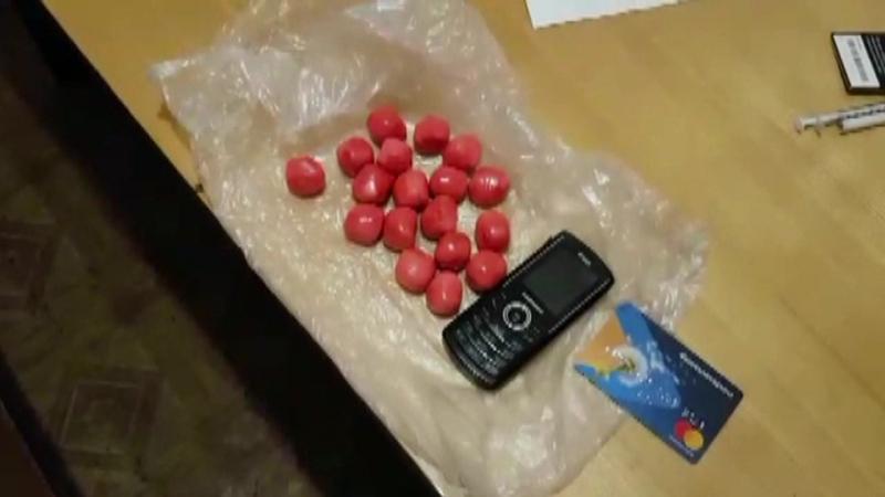 10 09 2018 УКОН Задержаны сбытчики наркотических средств