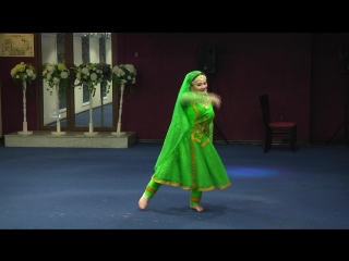 Юлия Хамзина болливуд 1 место Студия восточного танца