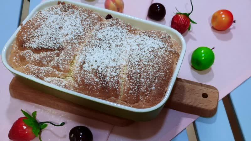 Нежнейшая и простая выпечка- зальцбургский нокерльн.Безумно вкусный десерт