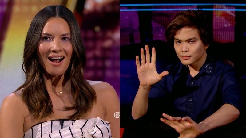 Shin Lim Make You Believe Magic Is Possible On Judge Cut America's Got Talent