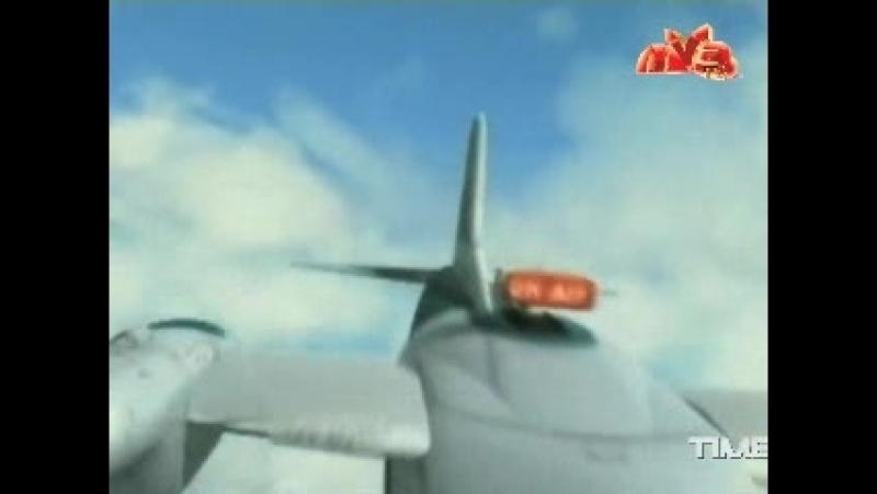 лизер, флеш и трил пил флексят на самолете под organic technologies в 2006 году на муз тв
