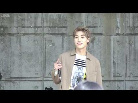 20190421 서울숲 버스킹 엔플라잉 - 옥탑방(승협)