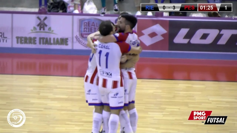 Playoff Serie A Planetwin365 | Real Rieti - Italservice Pesaro - Semifinale Gara 3 Highlights