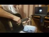 Timbaland - Apologize ft. OneRepublic (Fingerstyle cover by Sergey Korsakov)