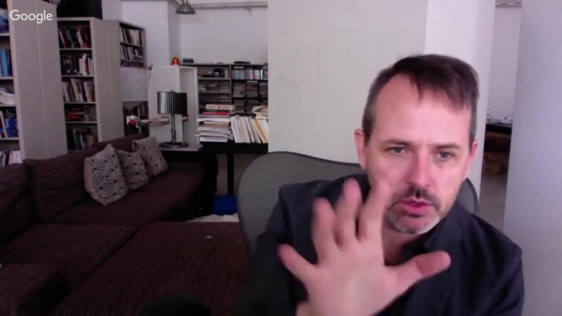 The New Normal Webinar with Benjamin Bratton