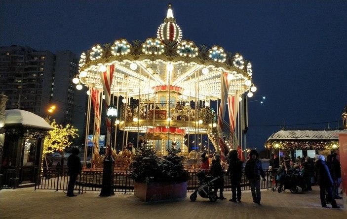 На площадке рождественского фестиваля на Новопесчаной выступят артисты из Ставрополя