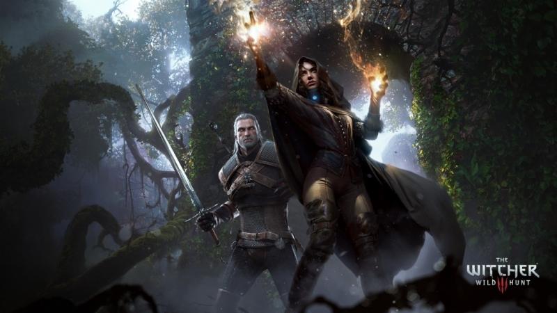Ведьмак 3 Дикая охота The Witcher 3 Wild Hunt Русский трейлер
