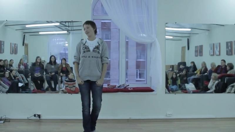 Наталья Северская в Питере 2012-12-09. Часть 11 из 12