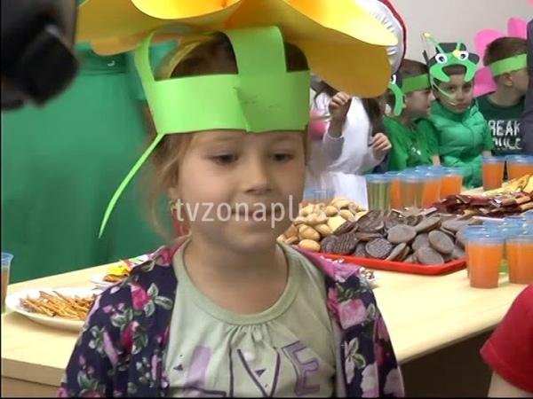 Nedelja druženja sa najmlađima. 21-05-2019