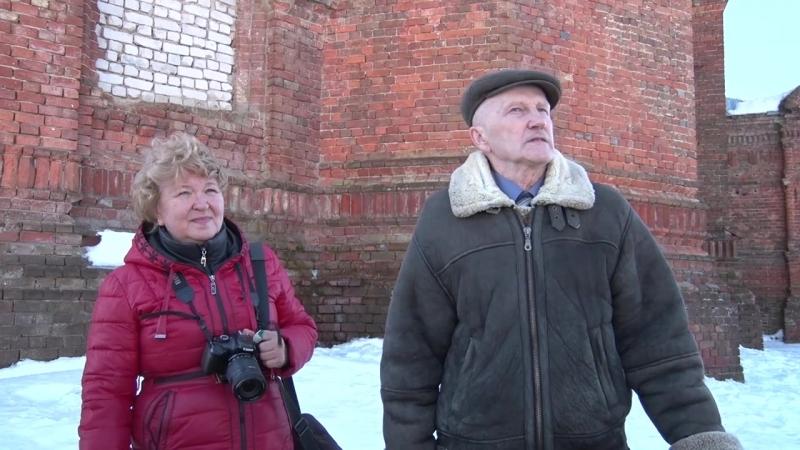Борбат 30 лет по дороге к храму Волонтеры 80 11 04 2018