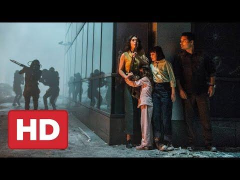 Netflix's Extinction - Exclusive Trailer (2018) Michael Pena, Lizzy Caplan