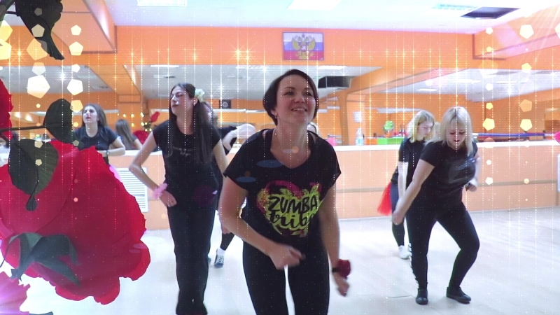 Zumba Party 2015 ( March 8 )